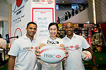 Hysan Place Activation prior to the HSBC Hong Kong Rugby Sevens 2017 on 06 April 2017 in Hysan Place, Hong Kong, China. Photo by King Chung Fung / Power Sport Images