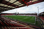 General view of the Vitality Stadium, home to Bournemouth FC<br /> - Barclays Premier League - Bournemouth vs Manchester United - Vitality Stadium - Bournemouth - England - 12th December 2015 - Pic Robin Parker/Sportimage