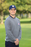Zach Johnson at The USA Team Picture for the Ryder Cup 2012, Medinah Country Club,Medinah, Illinois,USA.Picture: Fran Caffrey/www.Golffile.ie.