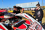 Feb 08, 2011; 3:28:06 PM; Gibsonton, FL., USA; The Lucas Oil Dirt Late Model Racing Series running The 35th annual Dart WinterNationals at East Bay Raceway Park.  Mandatory Credit: (thesportswire.net)