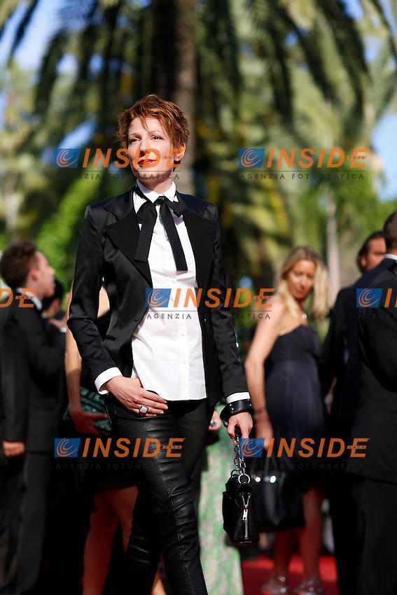 Natasha Polony <br /> Festival del Cinema di Cannes 2014<br /> Foto Panoramic / Insidefoto
