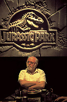Jurassic Park (1993)<br /> Richard Attenborough<br /> *Filmstill - Editorial Use Only*<br /> CAP/KFS<br /> Image supplied by Capital Pictures