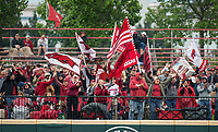 NWA Democrat-Gazette/BEN GOFF @NWABENGOFF<br /> Arkansas vs LSU Thursday, May 9, 2019, at Baum-Walker Stadium in Fayetteville.