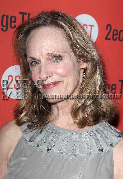 Lisa Emery.attending the Off-Broadway Opening Night Performance Party for the Second Stage Theatre's 'Lonely, I'm Not' at HB Burger in New York City on 5/7/2012.