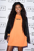 Jourdan<br /> at the closing party for Comedy Central UK&rsquo;s FriendsFest at Clissold Park, London<br /> <br /> <br /> &copy;Ash Knotek  D3307  14/09/2017