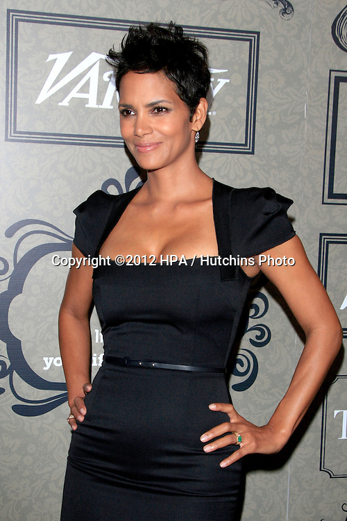 LOS ANGELES - OCT 5:  Halle Berry arrives at the Variety's 4th Annual Power Of Women Event at Beverly Wilshire Hotel on October 5, 2012 in Beverly Hills, CA