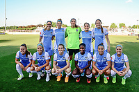Boyds, MD - Saturday June 03, 2017:  Houston Dash Starting XI during a regular season National Women's Soccer League (NWSL) match between the Washington Spirit and the Houston Dash at Maureen Hendricks Field, Maryland SoccerPlex