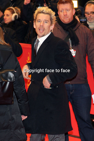 "Ethan Hawke attending the ""Before Midnight"" Premiere during the 63rd Berlinale Film Festival in Berlin, 11.02.2013...Credit: Sport Moments/face to face"