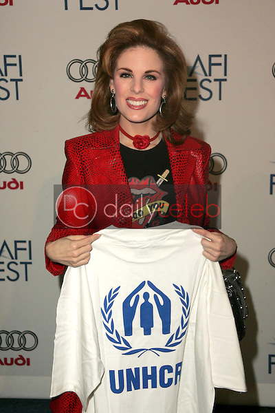 """Kat Kramer<br />at the After Party following the AFI FEST 2005 premiere of """"The Refugee All Stars"""". Audi Pavilion, Hollywood, CA. 11-09-05<br />Dave Edwards/DailyCeleb.com 818-249-4998"""