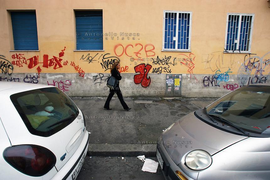 Roma, 2012. Degrado nella citt&agrave; eterna.<br /> A Roma decine di arresti e perquisizioni hanno dato il via a un nuovo scandalo di tangenti che ha visto coinvolti personaggi dello spettacolo, della politica e dello sport Italiani. Questo nuovo caso di corruzione va a colpire ancora di pi&ugrave; una citt&agrave; gi&agrave; ferita da una amministrazione disastrosa.<br /> Rome is increasingly falling down<br /> A toxic mix of mafia gangsters, corrupt politicians and a one-eyed former terrorist made millions in Rome by exploiting migrants and gipsies, it emerged in a scandal that has seriously shaken the capital's faith in its leaders.