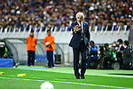 Vahid Halilhodzic (JPN),<br /> MARCH 29, 2016 - Football / Soccer :<br /> Japan's head coach Vahid Halilhodzic during the FIFA World Cup Russia 2018 Asian Qualifier Second Round Group E match between Japan 5-0 Syria at Saitama Stadium 2002 in Saitama, Japan. (Photo by Kenzaburo Matsuoka/AFLO)