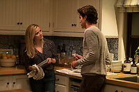 Home Again (2017) <br /> Reese Witherspoon &amp; Pico Alexander<br /> *Filmstill - Editorial Use Only*<br /> CAP/MFS<br /> Image supplied by Capital Pictures