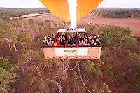 20160808 08 August Hot Air Balloon Cairns