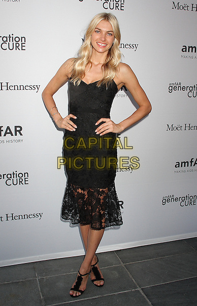 NEW YORK, NY - JUNE 21: Jessica Hart attends amfAR generationCURE 5th Annual SOLSTICE event in New York, New York on June 21, 2016.  <br /> CAP/MPI/RMP<br /> &copy;RMP/MPI/Capital Pictures