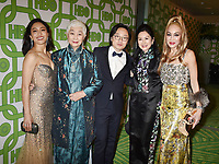 BEVERLY HILLS, CA - JANUARY 06: Constance Wu, Lisa Lu, Jimmy O. Yang attends HBO's Official Golden Globe Awards After Party at Circa 55 Restaurant at the Beverly Hilton Hotel on January 6, 2019 in Beverly Hills, California.<br /> CAP/ROT/TM<br /> ©TM/ROT/Capital Pictures
