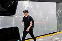 12th March 2020; Melbourne Grand Prix Circuit, Melbourne, Victoria, Australia; Formula One, Australian Grand Prix, Practice Day; Alfa Romeo driver Kimi Raikkonen