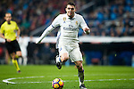 Real Madrid's midfielder Mateo Kovacic during the match of La Liga between Real Madrid and   Real Sociedad at Santiago Bernabeu Stadium in Madrid, Spain. January 29th 2017. (ALTERPHOTOS/Rodrigo Jimenez)