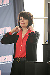 Beth Leavel performs during the 'Bandstand' Broadway cast press presentation at the Rainbow Room on March 7, 2017 in New York City.