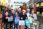 Killarney Traders all set for the festice season l-r: Susan Moriarty Keanes Jewellers, Anthony Walsh Walsh Brothers, Mary Beth Hourigan Portwest Outdoor Store, Enda Walshe Quills Menswear, Doranne Hickey Macbees,John McEnery JMAC IT and Office Solutions, Hannah Sheehy The Boutique by Quills