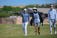 Julian Suri (USA) heads down 11 during Round 4 of the Valero Texas Open, AT&amp;T Oaks Course, TPC San Antonio, San Antonio, Texas, USA. 4/22/2018.<br /> Picture: Golffile | Ken Murray<br /> <br /> <br /> All photo usage must carry mandatory copyright credit (&copy; Golffile | Ken Murray)