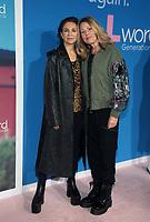 "2 December 2019 - Los Angeles, California - Ilene Chaiken, LouAnne Brickhouse. Premiere Of Showtime's ""The L Word: Generation Q"" held at Regal LA Live. Photo Credit: FS/AdMedia /MediaPunch"
