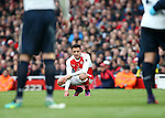 Arsenal's Alexis Sanchez looks on dejected during the Premier League match at the Emirates Stadium, London. Picture date November 6th, 2016 Pic David Klein/Sportimage
