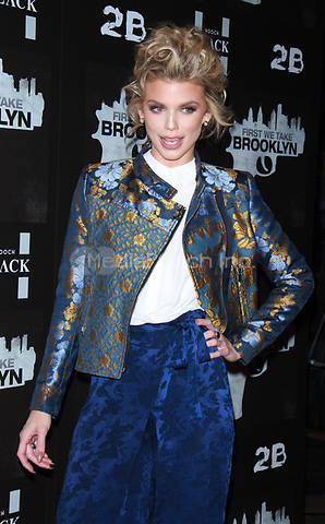 NEW YORK, NY February 07, 2018: AnnaLynne McCord attend the New York premere of First We Take Brooklyn hosted by 28 Flims and Danny A. Abeckaser at Regal Battery Park in New York. February 07, 2018. Credit:RW/MediaPunch