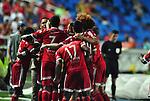 CALI – COLOMBIA _ 14-04-2014 / En compromiso correspondiente a la fecha 13 del Torneo de Ascenso Colombiano I, América de Cali venció  1 – 0  a Real Cartagena en el estadio olímpico Pascual Guerrero de Cali. /
