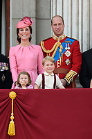 UK: Trooping the Colour Ceremony 2017