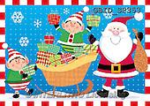 Patrick, CHRISTMAS SANTA, SNOWMAN, WEIHNACHTSMÄNNER, SCHNEEMÄNNER, PAPÁ NOEL, MUÑECOS DE NIEVE, paintings+++++,GBIDSP353,#X#