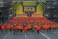 Start of popular race