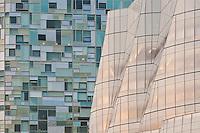 IAC Building &amp; 100 Eleventh Avenue<br /> New York City