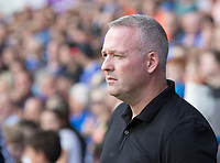 Paul Lambert, Manager of Ipswich Town during Ipswich Town vs Sunderland AFC, Sky Bet EFL League 1 Football at Portman Road on 10th August 2019