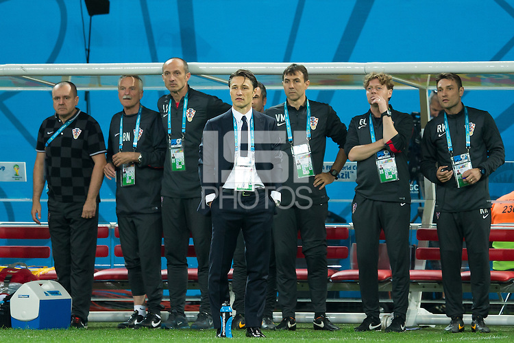 Croatia head coach Niko Kovac