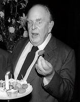 Robert Morley 1977<br /> Photo By Adam Scull/PHOTOlink.net