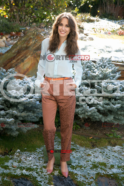 """Silvia Alonso attend the """"WITHOUT IDENTITY"""" (Sin identidad) Second Season presentation on the set in Madrid, Spain. January 19 2015. (ALTERPHOTOS/Carlos Dafonte) / NortePhoto<br /> / NortePhoto.com"""