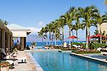 The Serenity Pool at the Four Seasons Wailea, Maui, Hawaii, USA
