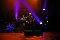MAR 22 The Stranglers performing at Brixton Academy, London