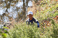 December 2, 2011: Tiger Woods during the second round of the Chevron World Challenge held at Sherwood Country Club, Thousand Oaks, CA.