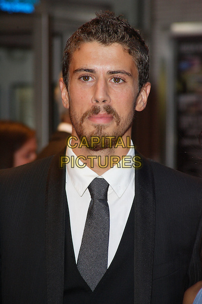 "TOBY KEBBELL.Arrivals for the ""RocknRolla"" world film premiere held at the Odeon West End cinema, Leicester Square, London, England..September 1st, 2008.headshot portrait beard facial hair .CAP/ROS.©Steve Ross/Capital Pictures."