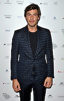 Robert Konjic attends the WGSN Global Fashion Awards at the Victoria & Albert Museum on October 30, 2013 in London, England