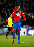 Crystal Palace's Christian Benteke in action during the premier league match at Selhurst Park Stadium, London. Picture date 12th December 2017. Picture credit should read: David Klein/Sportimage