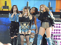 JUN 02 Fifth Harmony Perform in Central Park for Good Morning America