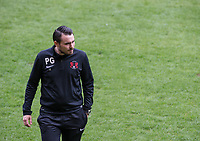 YOUTH DEVELOPMENT PHASE LEAD COACH Peter Gill ahead of the Sky Bet League 2 match between Leyton Orient and Wycombe Wanderers at the Matchroom Stadium, London, England on 1 April 2017. Photo by Andy Rowland.