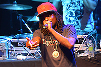 Wale at AT&T Nations Rally