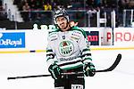 Stockholm 2014-03-21 Ishockey Kvalserien AIK - R&ouml;gle BK :  <br /> R&ouml;gles Almen Bibic <br /> (Foto: Kenta J&ouml;nsson) Nyckelord:  portr&auml;tt portrait