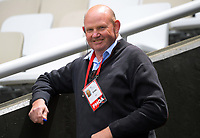 Match manager Kevin Pulley during the One Day International cricket match between the NZ Black Caps and Pakistan at the Basin Reserve in Wellington, New Zealand on Saturday, 6 January 2018. Photo: Dave Lintott / lintottphoto.co.nz