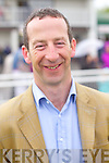 Jim Culloty at Listowel Races Ladies Day on Sunday.