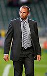 Nederland, Den Haag, 31 augustus 2012.Eredivisie .Seizoen 2012-2013.ADO Den Haag-FC Groningen (0-1).Maurice Steijn, trainer-coach van ADO Den Haag