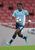 16/04/2018 Arsenal v Blackpool FAYC Semi 2L<br /> <br /> Nana Adarkwa